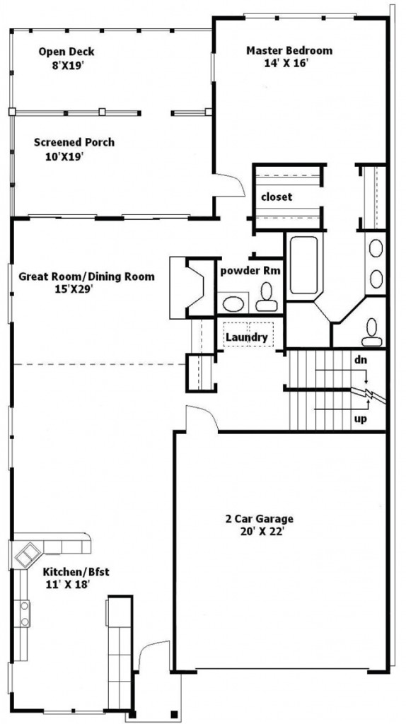 Townhome - Main Level